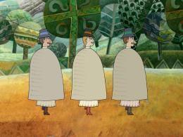 photo 1/2 - Les trois frères