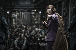 photo 20/40 - Tilda Swinton - Snowpiercer, le Transperceneige - © Wild Side Films/Le Pacte