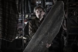 photo 17/40 - Jamie Bell - Snowpiercer, le Transperceneige - © Wild Side Films/Le Pacte