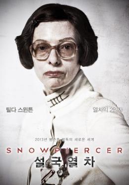 photo 31/40 - Tilda Swinton - Snowpiercer, le Transperceneige - © Wild Side Films/Le Pacte