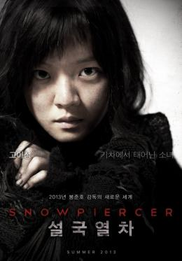 Ko Ah-sung Snowpiercer, le Transperceneige photo 6 sur 10