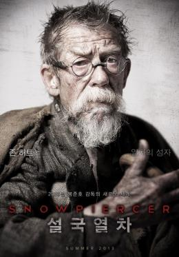 photo 36/40 - John Hurt - Snowpiercer, le Transperceneige - © Wild Side Films/Le Pacte