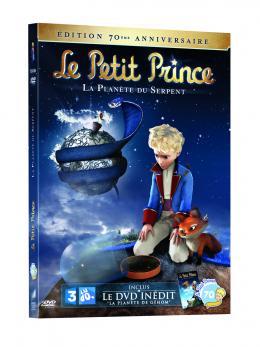 photo 1/1 - Le Petit Prince - La Planète du Serpent (Édition 70ème Anniversaire) - © SND