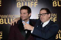 David O. Russell Avant-premi�re parisienne du film American Bluff photo 2 sur 15