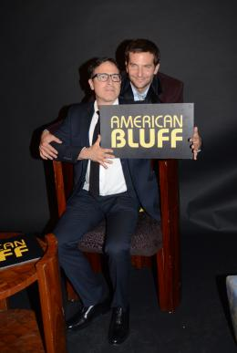 David O. Russell Avant-premi�re parisienne du film American Bluff photo 6 sur 15