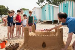 Les Vacances du Petit Nicolas Matheo Boisselier, Lionel Abelanski photo 3 sur 18