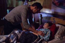 photo 18/27 - Patrick Wilson, Ty Simpkins - Insidious : Chapitre 2 - © Sony Pictures