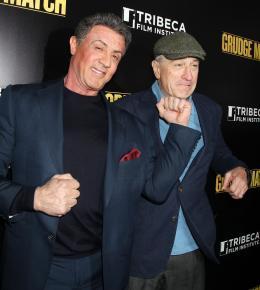 photo 45/61 - Sylvester Stallone, Robert De Niro - Match Retour - © Warner Bros