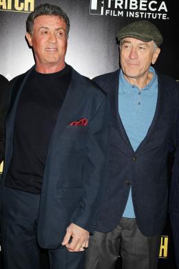 photo 37/61 - Sylvester Stallone, Robert De Niro - Match Retour - © Warner Bros
