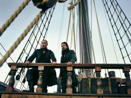 Toby Stephens Black Sails photo 3 sur 15