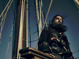 Ray Stevenson Black Sails photo 1 sur 25
