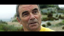 Bernard Hinault Le Quepa sur la Vilni ! photo 1 sur 3