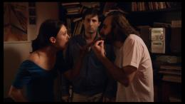 La Bataille de Solferino Laetitia Dosch, Arthur Harari et Vincent Macaigne photo 4 sur 7