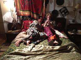Opium Grégoire Colin et Samuel Mercer photo 2 sur 7