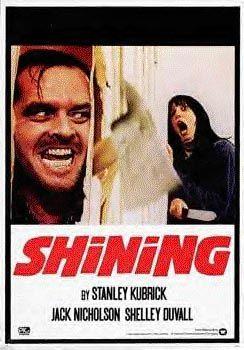 Shining Jack Nicholson et Shelley Duval photo 9 sur 10