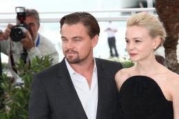 photo 102/145 - Leonardo DiCaprio et Carey Mulligan - Conférence de presse Gatsby le Magnifique - Cannes 2013 - Gatsby Le Magnifique - © Isabelle Vautier pour CommeAuCinema.com
