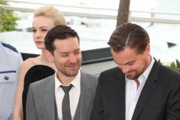 photo 115/145 - Tobey Maguire, Leonardo DiCaprio - Conférence de presse Gatsby le Magnifique - Cannes 2013 - Gatsby Le Magnifique - © Isabelle Vautier pour CommeAuCinema.com