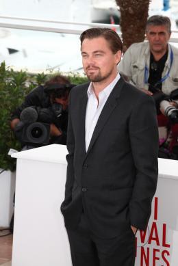 photo 120/145 - Leonardo DiCaprio - Conférence de presse Gatsby le Magnifique - Cannes 2013 - Gatsby Le Magnifique - © Isabelle Vautier pour CommeAuCinema.com