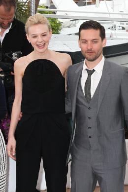 photo 106/145 - Carey Mulligan et Tobey Maguire - Conférence de presse Gatsby le Magnifique - Cannes 2013 - Gatsby Le Magnifique - © Isabelle Vautier pour CommeAuCinema.com
