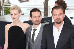 photo 112/145 - Carey Mulligan, Tobey Maguire et Leonardo DiCaprio - Conférence de presse Gatsby le Magnifique - Cannes 2013 - Gatsby Le Magnifique - © Isabelle Vautier pour CommeAuCinema.com