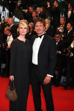 Thomas Vinterberg Mont�e des marches Gatsby le Magnifique - Cannes 2013 photo 6 sur 19