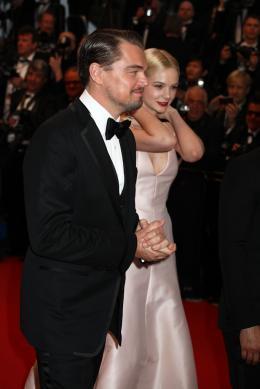photo 134/145 - Leonardo DiCaprio et Carey Mulligan - Montée des marches Gatsby le Magnifique - Cannes 2013 - Gatsby Le Magnifique - © Isabelle Vautier pour CommeAuCinema.com