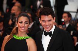 Blanca Su�rez Mont�e des marches Gatsby le Magnifique - Cannes 2013 photo 1 sur 11