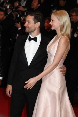 photo 136/145 - Tobey Maguire et Carey Mulligan - Montée des marches Gatsby le Magnifique - Cannes 2013 - Gatsby Le Magnifique - © Isabelle Vautier pour CommeAuCinema.com