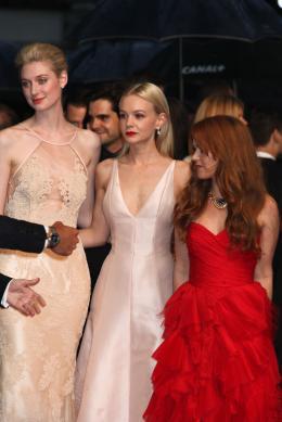 Carey Mulligan Mont�e des marches Gatsby le Magnifique - Cannes 2013 photo 8 sur 133