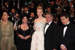 Lynne Ramsay Mont�e des marches Gatsby le Magnifique - Cannes 2013 photo 8 sur 13