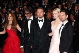 Tobey Maguire Montée des marches Gatsby le Magnifique - Cannes 2013 photo 9 sur 136