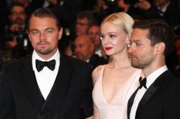 Tobey Maguire Montée des marches Gatsby le Magnifique - Cannes 2013 photo 10 sur 136