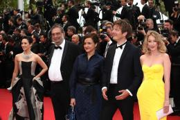 Thomas Vinterberg Mont�e des marches The Bling Ring - Cannes 2013 photo 5 sur 19