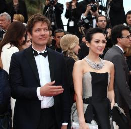 Thomas Vinterberg Mont�e des marches The Bling Ring - Cannes 2013 photo 4 sur 19