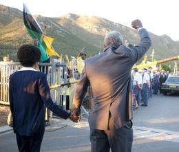 Mandela : Un long chemin vers la liberté Naomie Harris, Idris Elba photo 2 sur 32