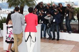 Amat Escalante photocall du film Heli - Cannes 2013 photo 4 sur 8