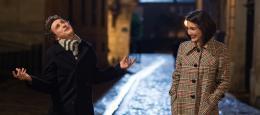 photo 11/13 - Baptiste Lecaplain et Charlotte LeBon - Libre et Assoupi - © Gaumont Distribution