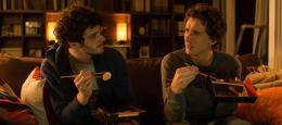 photo 10/13 - Félix Moati et Baptiste Lecaplain - Libre et Assoupi - © Gaumont Distribution