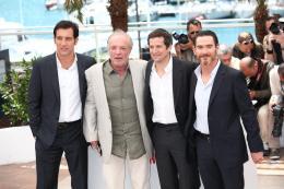 photo 55/97 - Clive Owen, James Caan, Guillaume Canet et Billy Crudup - Photocall du film Blood Ties - Cannes 2013 - Blood Ties - © Isabelle Vautier pour CommeAuCinema.com