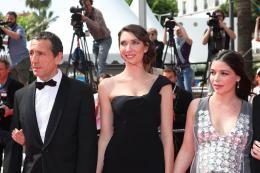 Zoé Bruneau Adieu au langage - Cannes 2014 photo 1 sur 2