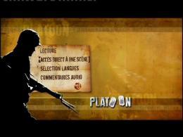photo 2/4 - Menu Dvd - Platoon