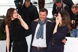 photo 21/33 - Marine Vacth, François Ozon et Géraldine Pailhas - Photocall de Jeune et Jolie - Cannes 2013 - Jeune et Jolie - © Isabelle Vautier pour CommeAuCinema.com