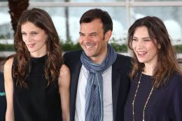 François Ozon Photocall de Jeune et Jolie - Cannes 2013 photo 7 sur 47
