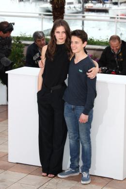 photo 31/33 - Marine Vacth et Fantin Ravat - Photocall de Jeune et Jolie - Cannes 2013 - Jeune et Jolie - © Isabelle Vautier pour CommeAuCinema.com