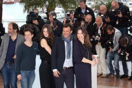 Fantin Ravat Photocall de Jeune et Jolie - Cannes 2013 photo 3 sur 7
