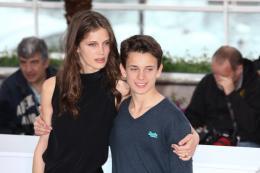 Fantin Ravat Photocall de Jeune et Jolie - Cannes 2013 photo 1 sur 7