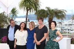 Thomas Vinterberg Photocall du Jury Un Certain Regard - Cannes 2013 photo 9 sur 19