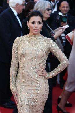 Eva Longoria Présentation du film Le Passé - Cannes 2013 photo 6 sur 122