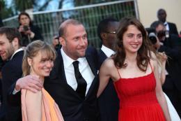 Katell Quill�v�r� Pr�sentation du film Le Pass� - Cannes 2013 photo 3 sur 8