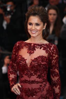 Cheryl Cole Cheryl Cole - Pr�sentation du film Jimmy P. - Cannes 2013 photo 2 sur 2
